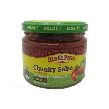 Old El Paso Chunky Salsa - Mild 300g
