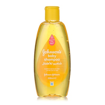 Johnsons Baby Shampoo 200ml