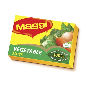 Maggi Vegetable Stock Cube 20g