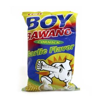 Boy Bawang Garlic Cornick 100g