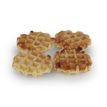 Vienna Bakery Belgian Waffle 4 Pieces