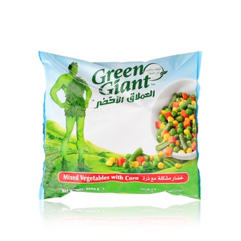 Green Giant Mixed Vegetables With Corn 900g