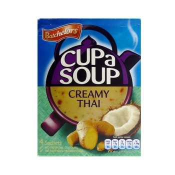 Batchelors Creamy Thai Cup A Soup 104g