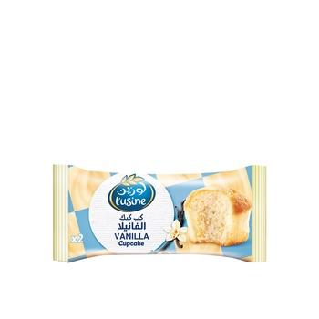Lusine Vanilla Cupcake 2 Pcs