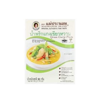 Maepranom Green Curry Paste 50g