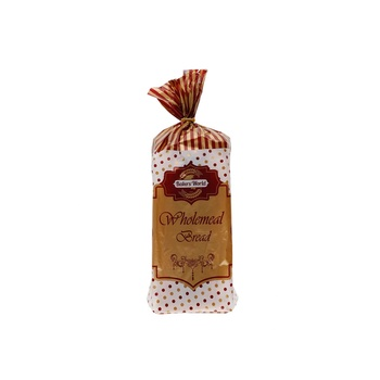 Bakers World Wholemeal Bread 600 gms