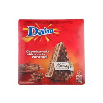 Almondy daim cake 400g