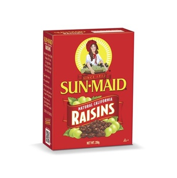 Sunmaid Raisins Natural California 250g