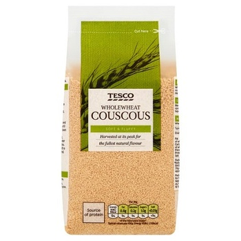 Tesco Wholefoods & Wheat Cous Cous 500g