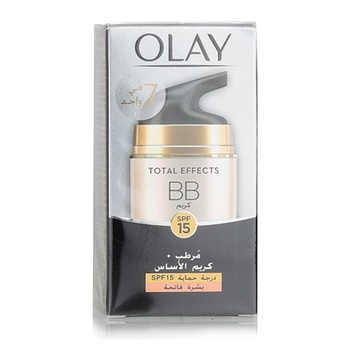 Olay Total Effects 7in1 BB Cream Fair Shade with SPF15 50ml