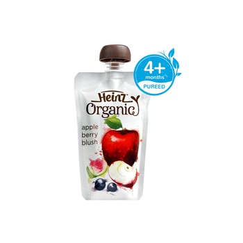 Heinz Original Apple Berry Pouch 120g