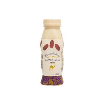 Camelicious Camel Milk - Date  250ml