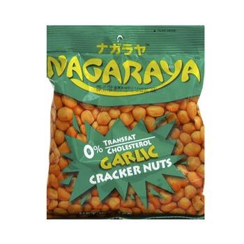 Nagaraya Cracker Nuts Garlic 160g