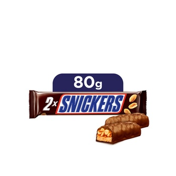 Snickers 2x40g