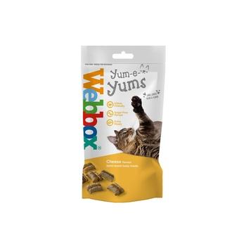 Webbox Cat Treat Yum E Yums Cheese 40g