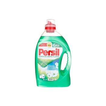 Persil Gel White Flower 3 Ltr