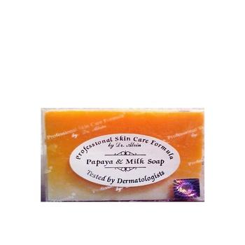 Dr. Alvins Papaya & Milk Soap 135g