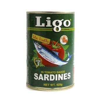 Ligo Sardine Tomato Sauce 425g