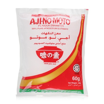 Ajinomoto Monosodium Glutamate 60g