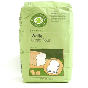 Doves Farm Organic Strong White Bread Flour 1.5 kg