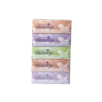Promise Facial Tissue 150 X 2 ply
