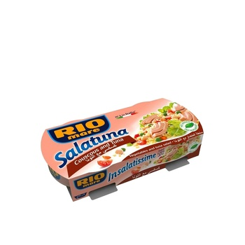 Rio Mare Salatuna Cous Cous 160 Gm Pack Of 2