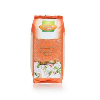 Goodness Foods Basmati Rice 2Kg