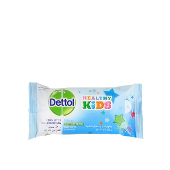 Dettol Healthy Kids Skin Wipes Prince 10s
