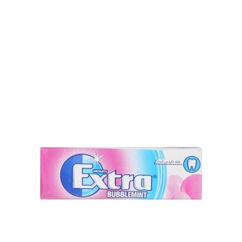 Wrigley's Extra Gum Bubblemint Pellet 30x14g