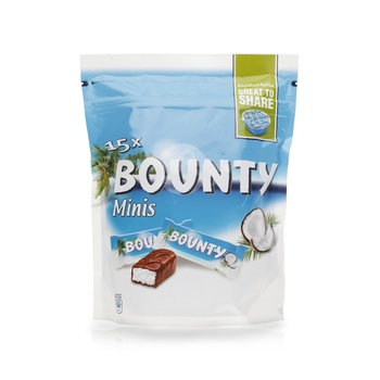 Bounty Minis Pouch 427.5g