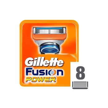 Gillette Fusion Power Cartridges 1 X 8pcs