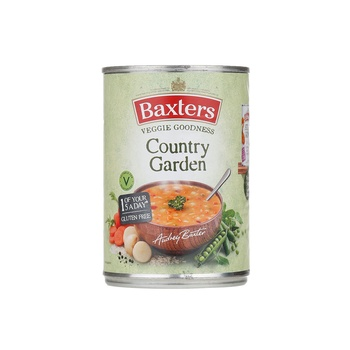 Baxters soup country garden 400g
