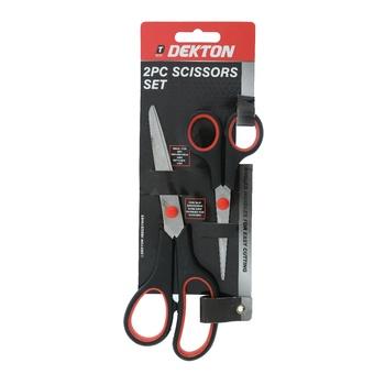 Dekton 2 Pcs Scissors Set