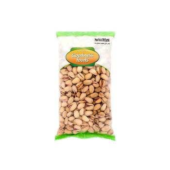 Goodness Foods Pista Salted Special (Badami) 500g