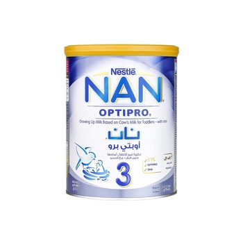 Nestle Nan 3 Optipro Growing Up Milk 800g Tin