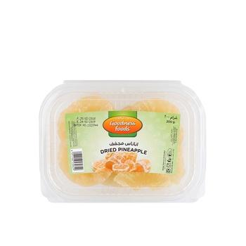 Goodness Foods Dried Pineapple Sliced(B) 200g