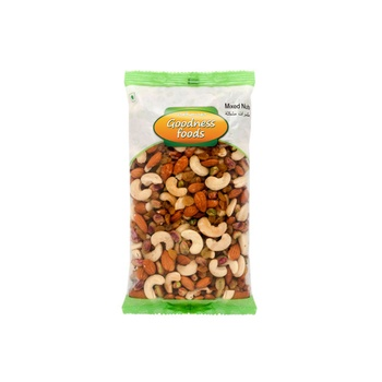 Goodness Foods Mixed Nuts 500g