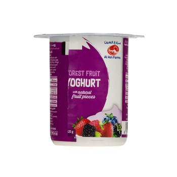 Alain Stirred Fruit Yoghurt (First Fruit)