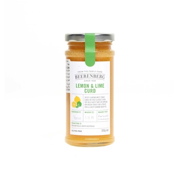 Beerenberg Lemon & Lime Curd 300g