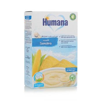 Humana Milk Cereals Semolina