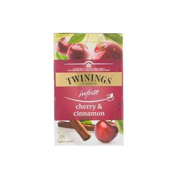 Twinings Infusion Cherry & Cinnamon 20's