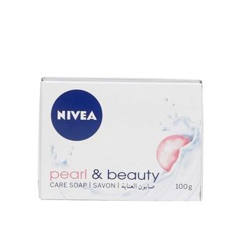Nivea Cream Soap - Pearl & Beauty 100g