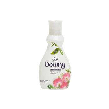 Downy Naturals Softnener Silk Tree 880 ml