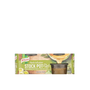 Knorr stockpot herb 4's