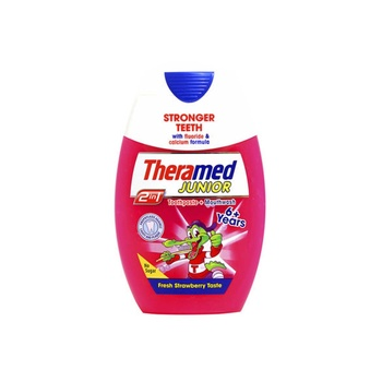 Theramed Junior 2in1 Toothpaste + Mouthwash 6+ Years
