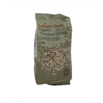 Infinity Org Tricol Quinoa 450g