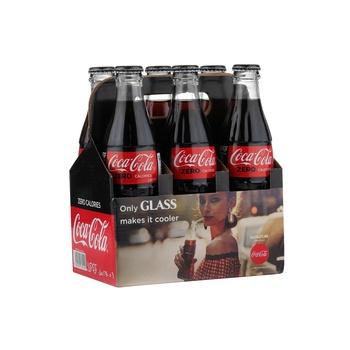 Coca-Cola Zero 6X290 ml
