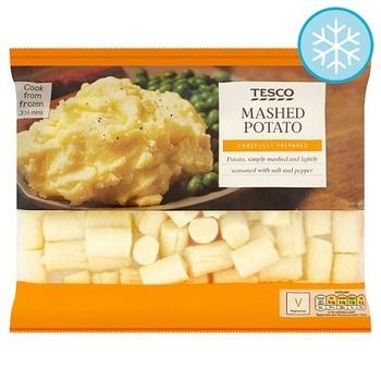 Tesco Mashed Potato 900g