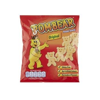 Wolf Pom Bear Potato Snack Orginal 19g