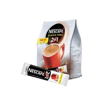 Nescafe 2in1 Sugar Free 25x11.7g